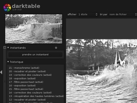 Darktable 1.0 est disponible ! | Time to Learn | Scoop.it