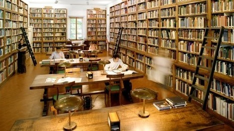 Clic France / 14 bibliothèques mondiales d'art s'associent pour diffuser en ligne plus de 30 millions de documents | Des livres, des bibliothèques, des librairies... | Scoop.it