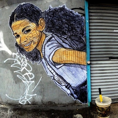 An interview with Baltimore-based street artist Nether | Street art news | Scoop.it