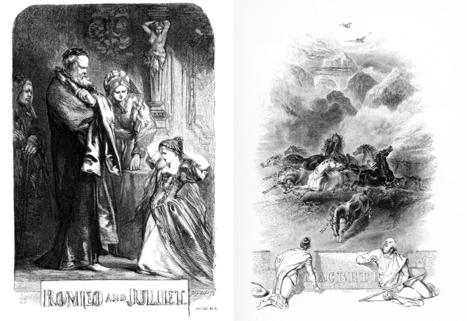 Accede a más de 1.000 ilustraciones históricas históricas de Shakespeare | Educacion, ecologia y TIC | Scoop.it