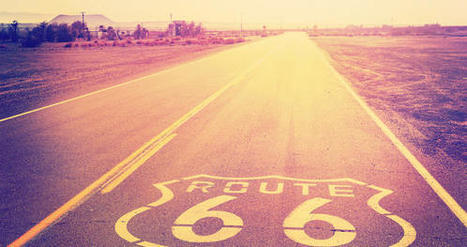La mythique Route 66 devient intelligente   L'Atelier : Accelerating Innovation   Innovation dans l'Immobilier, le BTP, la Ville, le Cadre de vie, l'Environnement...   Scoop.it