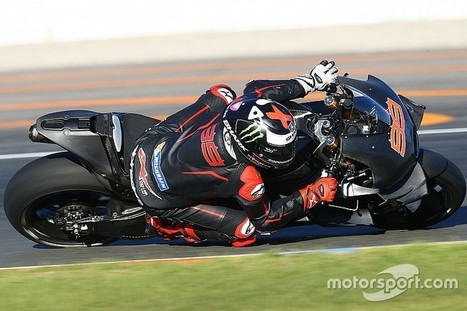 Lorenzo says Ducati won't force him to change riding style | Ductalk Ducati News | Scoop.it