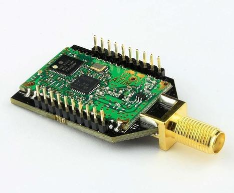 Carte de communication SigFox | Cloud Wireless | Scoop.it