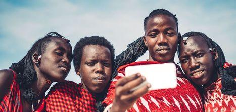 Ce monde où il est plus facile d'avoir un portable que de l'eau potable | Afrique: Histoire , Art et Culture | Scoop.it