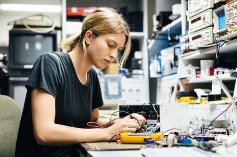 The culture of engineering does not take women seriously | Invent To Learn: Making, Tinkering, and Engineering in the Classroom | Scoop.it