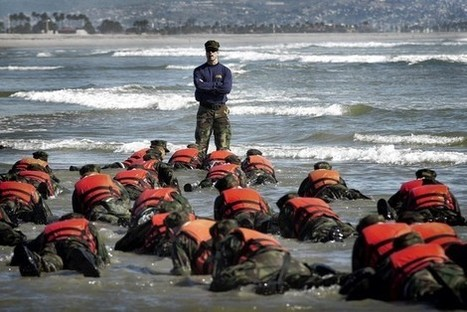 """William H. McRaven: Life Lessons From Navy SEAL Training 