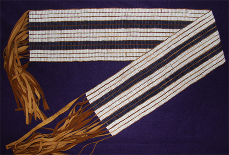 The Disputed Myth, Metaphor and Reality of Two Row Wampum   Archivance - Miscellanées   Scoop.it