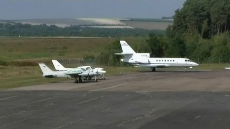 Auxerre-Branches : L'aérodrome est réouvert au trafic aérien | General Aviation | Scoop.it