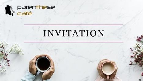 c895506e1ba857 Envoyez une eCard aux invités d une Parenthese Café !   Parenthese Café - Le
