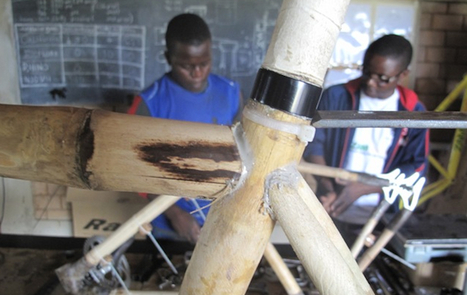 Zambikes Bamboo Bikes Turn Heads In The U.S., Fight Poverty In Africa | Fast Company | Waldman Group Investment Diamonds Wholesale | Scoop.it