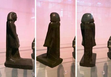 INSOLITE • Le mystère de la statue qui tourne enfin résolu | Merveilles - Marvels | Scoop.it