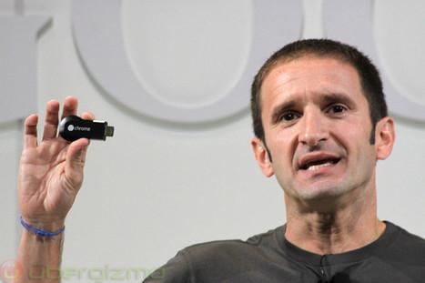 Google Chromecast est annoncé | Communication - Marketing - Web | Scoop.it