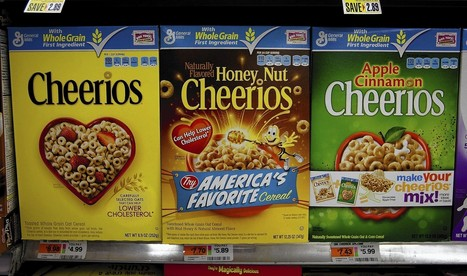 General Mills drops GMOs from Cheerios   FoodieDoc says:   Scoop.it