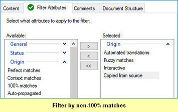 Advanced Display Filter in SDL Trados Studio 2017 – new filtering functionality for Studio users (by Emma Goldsmith) | Translator Tools | Scoop.it