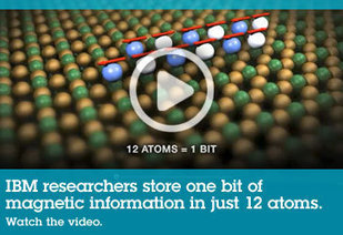 IBM - Atomic-scale magnetic memory - United States | NanoTechnology Revolution | Scoop.it