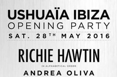 Richie Hawtin headlines Ushuaia Ibiza opening 2016 | DJing | Scoop.it