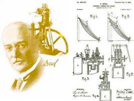 30 septembre 1913 mort de Rudolf Diesel | Racines de l'Art | Scoop.it