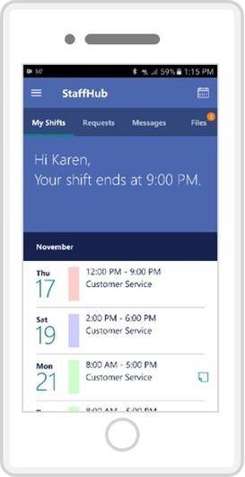 Microsoft StaffHub is here! - Office Blogs | Nova Tech Consulting S.r.l. | Scoop.it