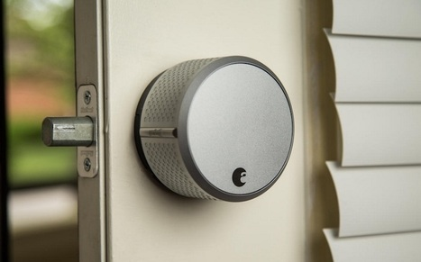 August Launches $229 Smart Lock With HomeKit Support and Updated Design | Nerd Vittles Daily Dump | Scoop.it