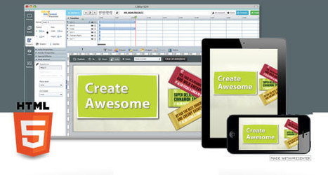 Free HTML5 Tool Lets You Create Great Presentations And More | Herramientas de marketing | Scoop.it