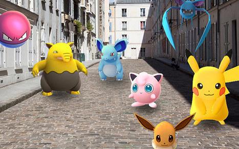 Pokémon Go, simple tube de l'été 2016 ?   UseNum - Tourisme   Scoop.it