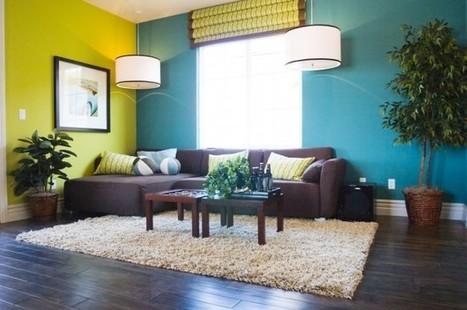 Cinq astuces pour agrandir une pièce | Solution pour l'habitat | Ma maison au quotidien | Scoop.it