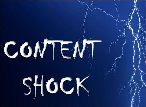 Content Shock: Why content marketing is not a sustainable strategy - Schaefer Marketing Solutions: We Help Businesses {grow} | Brand & Content Curation | Scoop.it