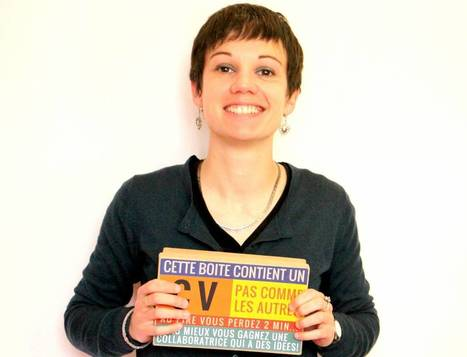 Lise Guerriero : la fille au CV Monoprix | Tout pour le WEB2.0 | Scoop.it