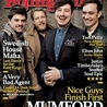 Glastonbury Huge For Mumford & Sons