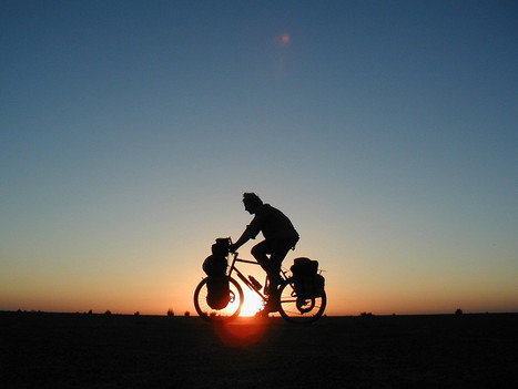 Micro adventures of Alastair Humphreys : 2012 National Geographic Adventurer of the Year | This Gives Me Hope | Scoop.it