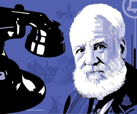 Alexander Graham Bell | GenealoNet | Scoop.it