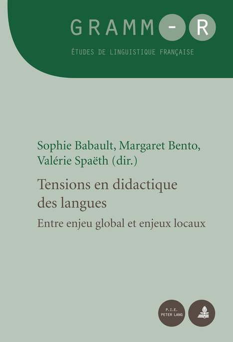 Tensions en didactique des langues | Todoele - Enseñanza y aprendizaje del español | Scoop.it