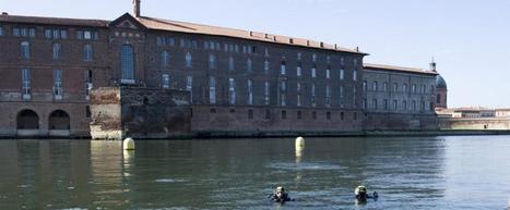 Ils plongent pour retrouver les secrets enfouis de la Garonne   Toulouse La Ville Rose   Scoop.it