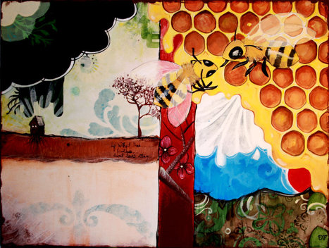 What doesn't kill you makes you stronger? Not for bees and pesticides!   EARTH MATTERS   Scoop.it