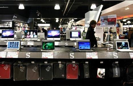 Plus d'ordinateurs portables à partir du mois de septembre?   20Minutes.fr   Japon : séisme, tsunami & conséquences   Scoop.it