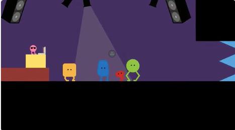 [Pikuniku] Ce jeu névrotique a l'air incroyable, formidable et complètement débile | eLearning en Belgique | Scoop.it
