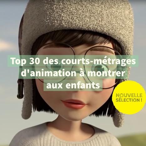 Top 30 des courts-métrages d'animation à montrer aux enfants | fle&didaktike | Scoop.it