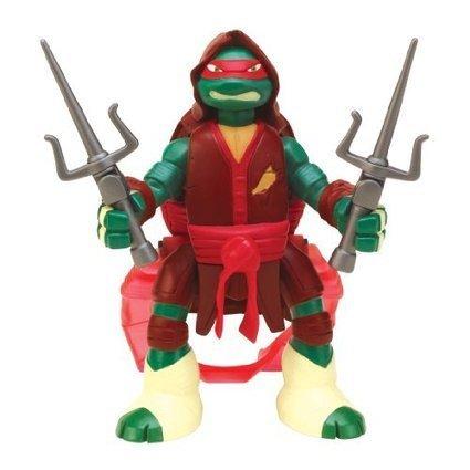 Teenage Mutant Ninja Turtles Flingers Sai Throwing Raphael Figure