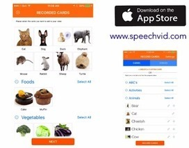 Here Is An Excellent  Teaching App for Speech Delayed Learners | iEduc | Scoop.it
