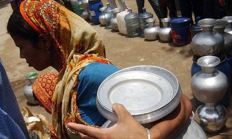 Safe drinking water disappearing fast in Bangladesh | #georic | Scoop.it
