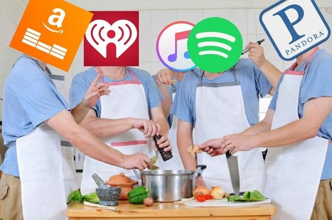 A Streaming Pile of Garbage? – Cuepoint – Medium | The music industry in the digital context | Scoop.it