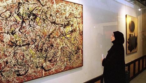 Berlin annule l'exposition d'une collection d'art contemporain bloquée à Téhéran | Cultures & Médias | Scoop.it
