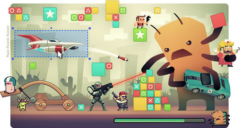 Construct 2 the HTML5 Game Maker - Scirra.com | Digital Delights - Avatars, Virtual Worlds, Gamification | Scoop.it