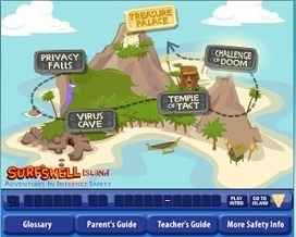 Sharing Technology: Great Sites to Help Teach Cyber Safety | Essential Skills in Education | Scoop.it