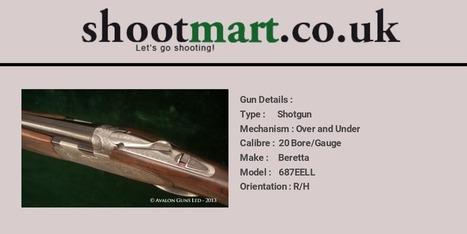 Gun Trader UK : Shootmart | Scoop it