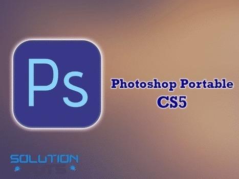 photoshop cs5 portable zip download