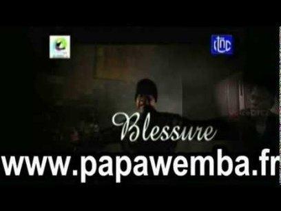 blessure papa wemba