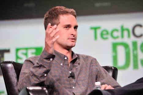 Snapchat's $3 Billion Spurning of Facebook – A Question of Culture   Social Media Scoop   Scoop.it