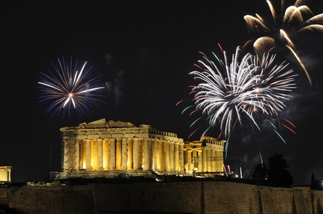 5 Reasons to Celebrate Your New Year in Greece | travelling 2 Greece | Scoop.it