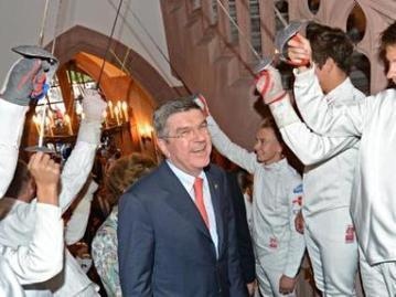 Bach to officially resign tomorrow from DOSB after being elected IOC President | OlympicGames2020 | Scoop.it